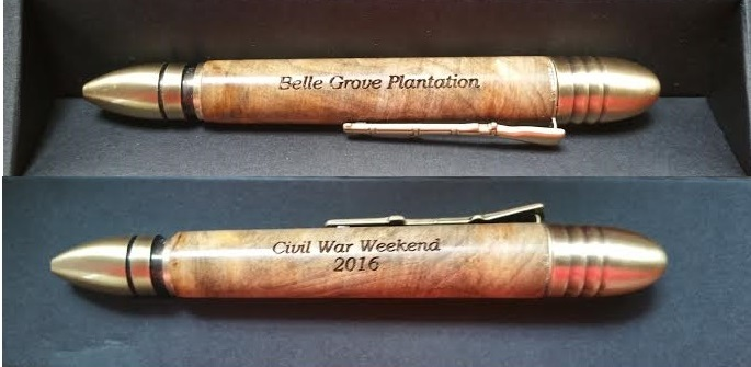 Civil War Pen full view
