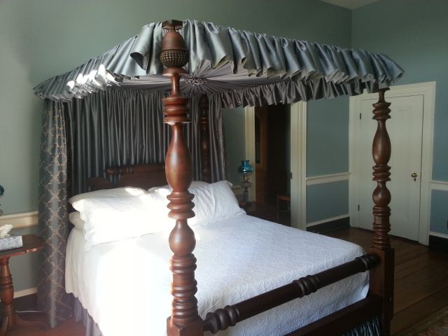 Decorating Our Suites at Belle Grove Plantation Bed and Breakfast in King George, Virginia, Birthplace of James Madison