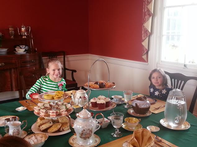 Holiday Tea 12