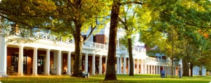 The Academical Village, University of Virginia