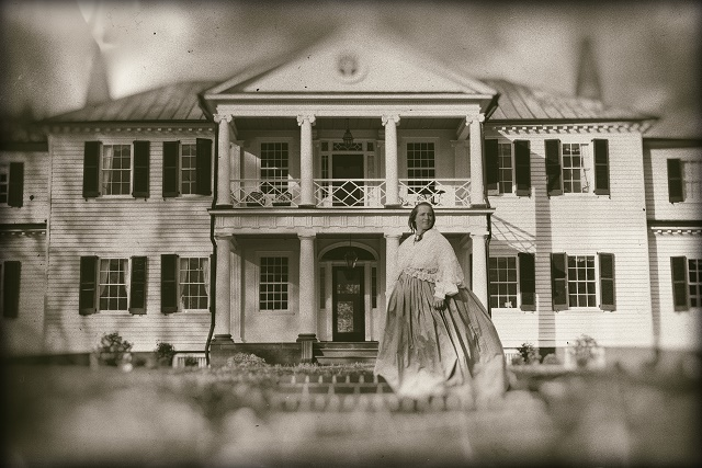 William Hutchins Gone with the Wind Belle Grove